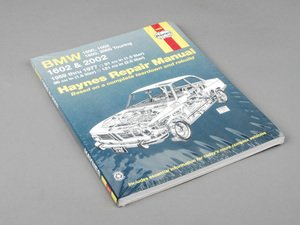 ES#2713468 - 18050 - Haynes Repair Manual - BMW E10 1602 & 2002 - Based on a complete teardown and rebuild - Haynes - BMW