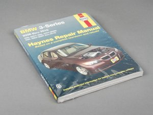 ES#2713465 - 18023 - Haynes Repair Manual - BMW E9X Non-M 3 Series - Based on a complete teardown and rebuild - Haynes - BMW