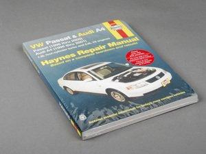 ES#2713473 - 96023 - Haynes Repair Manual - Audi B5 A4/VW B5 Passat - Based on a complete teardown and rebuild - Haynes - Audi Volkswagen