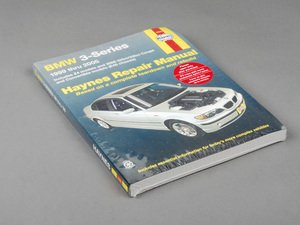 ES#2713464 - 18022 - Haynes Repair Manual - BMW E46 3 Series/E85 Z4 Roadster - Based on a complete teardown and rebuild - Haynes - BMW