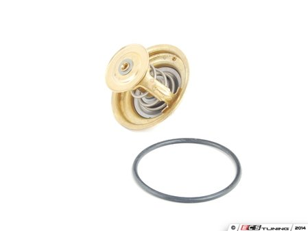 ES#2713078 - 075121113D -  Thermostat - 80C - Includes sealing O-Ring - Vemo - Audi Volkswagen