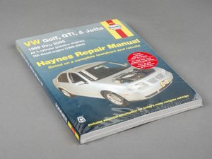 ES#2713471 - 96018 - Haynes Repair Manual - VW MKIV Golf/Jetta - Based on a complete teardown and rebuild - Haynes - Volkswagen