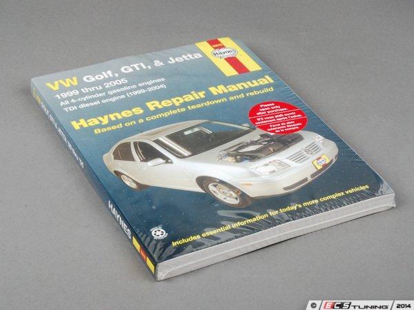 2003 vw jetta repair manual