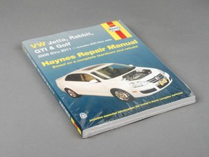 ES#2713472 - 96019 - Haynes Repair Manual - VW MKV Golf/Jetta - Based on a complete teardown and rebuild - Haynes - Volkswagen