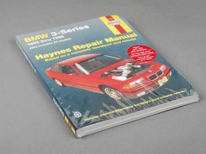 ES#2713462 - 18021 - Haynes Repair Manual - BMW E36 Non-M 3 Series - Based on a complete teardown and rebuild - Haynes - BMW