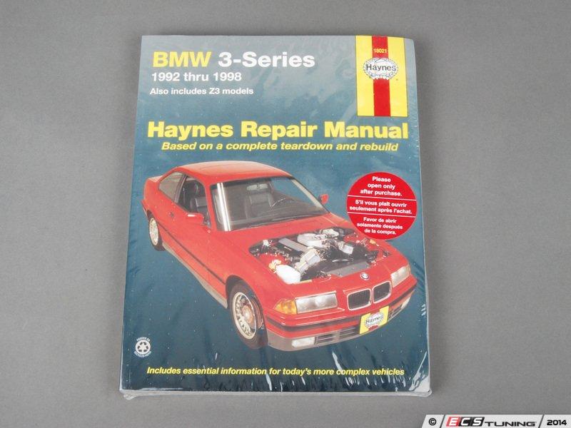 ecs news haynes repair manual bmw e36 non m 3 series rh ecstuning com Haynes Repair Manual 1991 Honda Civic Haynes Repair Manual 1991 Honda Civic