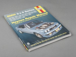 ES#2713461 - 18020 - Haynes Repair Manual - BMW E30 3 Series & E28/E34 5 Series - Based on a complete teardown and rebuild. - Haynes - BMW