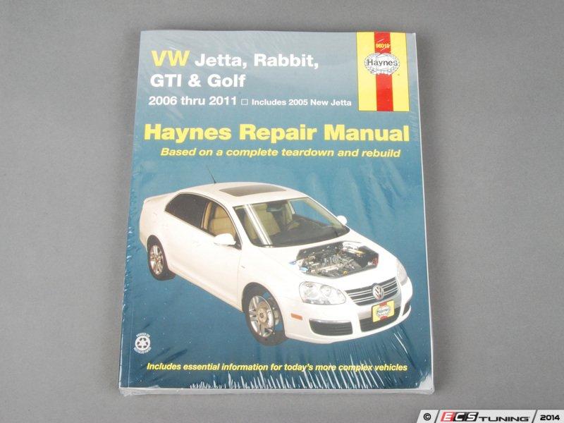 ecs news haynes repair manual vw mkv golf jetta 2 0t 2 5l rh ecstuning com haynes vw golf 2 & jetta service and repair manual.pdf haynes vw golf & jetta service and repair manual