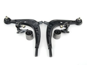 ES#1866725 - E463112-5 - Front Suspension Refresh Kit - Level 1 - Control arms, bushings and ball joints for a partial front suspension rebuild - Assembled By ECS - BMW