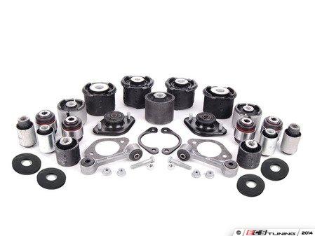 ES#2642729 - 33326770824 - Rear Suspension Refresh Kit - Level 2 - Complete rear suspension rebuild kit - Assembled By ECS - BMW