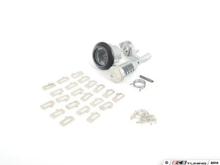 ES#90802 - 51219556313 - Door Lock Cylinder - Replace your failed lock cylinder - Genuine BMW - BMW