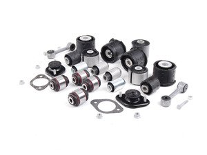 ES#2718685 - 33326770824 - Rear Suspension Refresh Kit - Level 2 - Complete rear suspension rebuild kit - Assembled By ECS - BMW