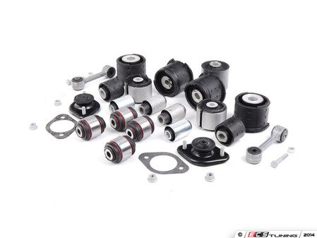 ES#2718685 - 33326770824 - Rear Suspension Refresh Kit - Level 2 - Complete rear suspension rebuild kit - Assembled By ECS - BMW