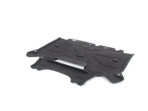 ES#2571659 - 8K1863822S - front Belly Pan - Rear Section - Reduces noise and protects your undercarriage - Genuine Volkswagen Audi - Audi