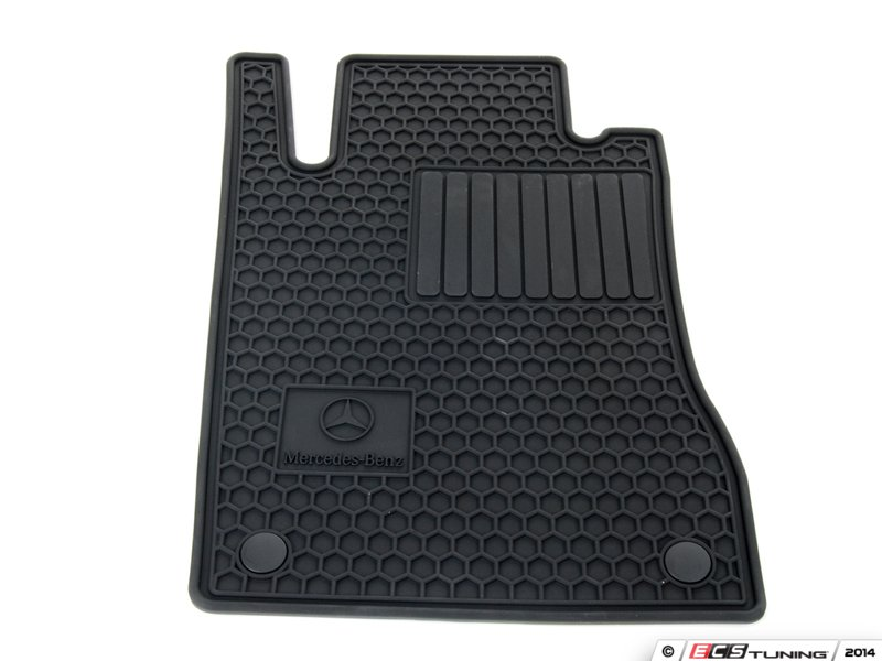 Genuine mercedes benz q6680668 all season floor mats for Mercedes benz mats