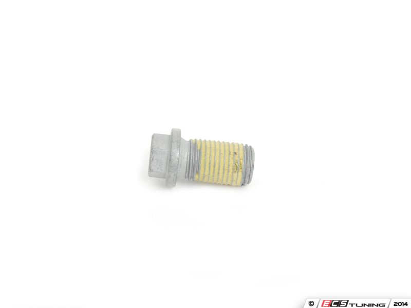 Genuine mercedes benz 0009905317 oil drain plug for How much is oil change for mercedes benz