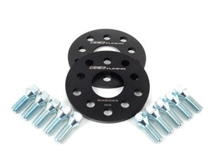 ES#2719054 - 00240301A08KT -  ECS Wheel Spacer & Bolt Kit - 8mm With Conical Seat Bolts - Includes everything you need to install spacers on two wheels - ECS - Audi