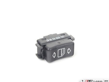 ES#2524350 - 1248204610 - Power Window Switch - Priced Each - Left side front and rear window switch - Located in the center console - MTC - Mercedes Benz