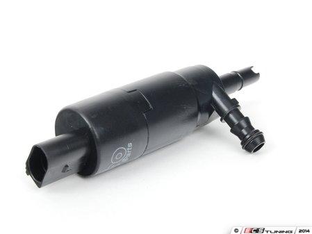 ES#2708792 - 3B7955681 - Headlight Washer Pump - Keep your headlights free of dirt and debris - URO - Audi Volkswagen