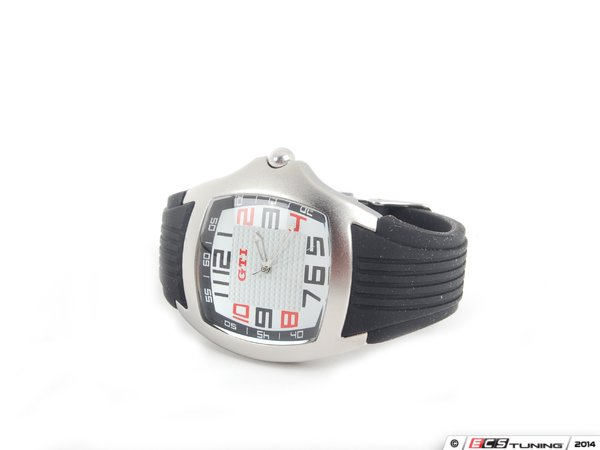 ES#2563874 - DRG017908 - GTI Watch - (NO LONGER AVAILABLE) - Show off your ride all the time! - Genuine Volkswagen Audi -