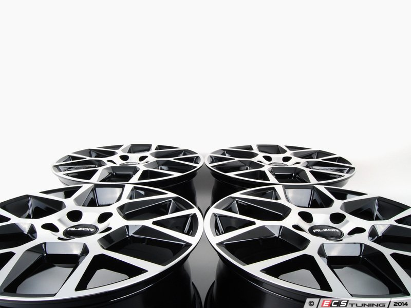 Alzor 640 4kt 17 Quot Style 640 Wheels Set Of Four