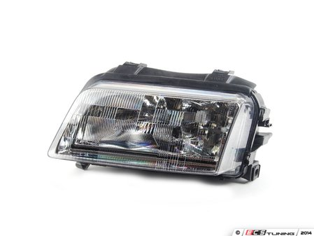 ES#259502 - 8d0941029e -  Halogen Headlight - Left - Does not include the indicator housing - Bosch - Audi