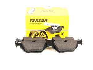ES#264053 - 34216778168 - Rear Brake Pad Set - Original supplier of brake pads to BMW - Textar - BMW