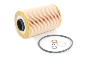 ES#259370 - 11429063138 - Oil Filter - The most important filter on your engine - Mann - BMW