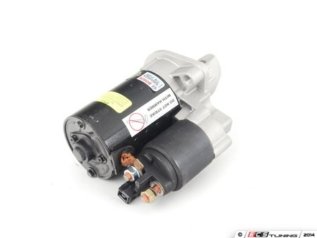 ES#2718121 - 12412344243KT1 - Remanufactured Starter - Includes a $60 refundable core charge - Bosch - BMW