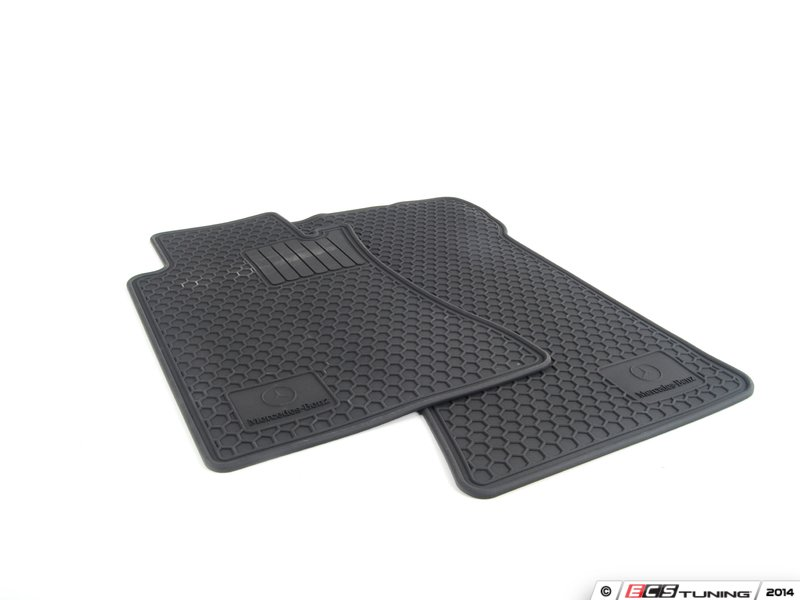 Genuine mercedes benz q6680697 all season floor mats for Mercedes benz e350 floor mats
