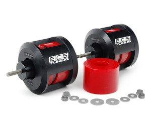 ES#2723181 - 000805ECS03AKT -   Complete Performance Engine Mount Kit - Includes ECS performance polyurethane engine mount and snub mount - ECS - Audi