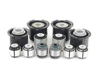 ES#2703087 - 33326763092KT1 - Rear Bushing Kit - M Specification - Reduce deflection in your rear suspension - Assembled By ECS - BMW