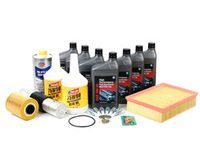 ES#251843 - M50INS2LV - Inspection II Service Kit - Includes all required parts to service your BMW - Assembled By ECS - BMW