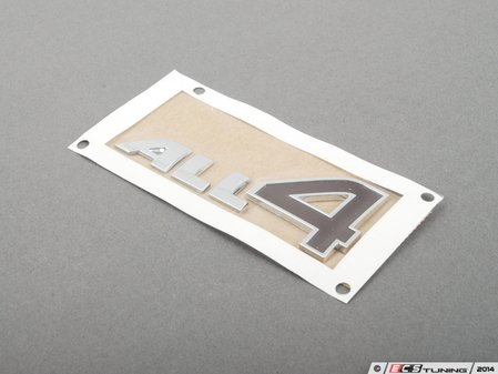 ES#2679741 - 51149811726 - Model Letting Emblem All 4 - Priced Each - Located on each front door lower section - Genuine MINI - MINI