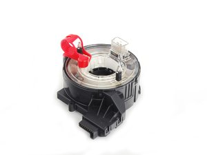 ES#2631511 - 1K0959653C - Airbag Clock Spring - Fits behind the steering wheel, acts as a connection for air bag wiring - Vemo - Volkswagen