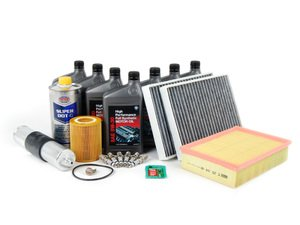 ES#240609 - E39M52IN2 - Inspection II Service Kit - Includes all required parts to service your BMW - Assembled By ECS - BMW