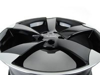 "ES#2187275 - 628-5 - 19"" Style 628 (19x8.5, ET33, 5x112, 66.6CB) Gloss Black - (NO LONGER AVAILABLE) - Thick spoked design from Alzor. - Alzor -"
