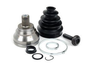 ES#2592765 - 1K0498099BKT2 - Front Outer CV Joint Refresh Kit - Priced Each - Fits left and right side - Assembled By ECS -
