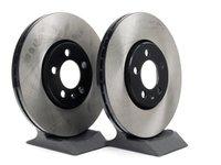 ES#250286 - 6R0615301AKT4 - Front Brake Rotors - Pair (288x25) - Quality aftermarket brake components. - OP Parts - Volkswagen