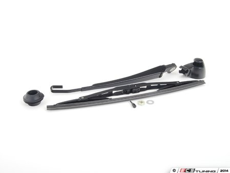 ES#2710308 - 1J6955707A - Rear Wiper Refresh Kit - What you'll use to refresh your rear wiper assembly - Assembled By ECS - Volkswagen