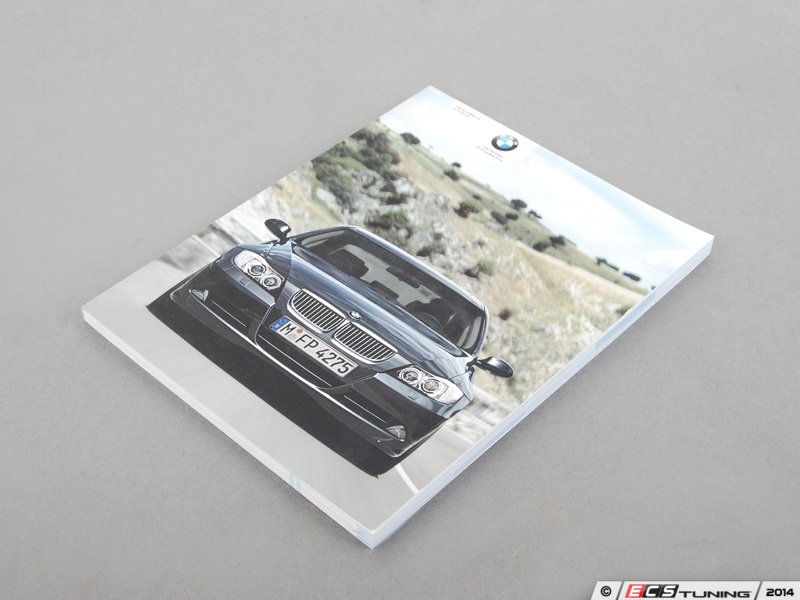 Genuine bmw 01412600318 e90 owners manual 2009 01 41 2 600 318 es241063 01412600318 e90 owners manual 2009 for vehicles with out sciox Gallery