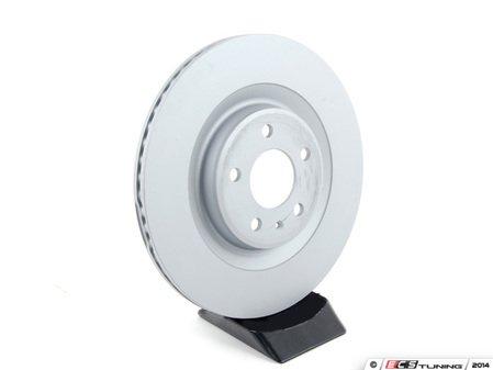 ES#2597378 - 4H0615601H - Rear Brake Rotor - Priced Each - Zimmermann -