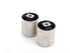 ES#49334 - 31129068753 - Front Control Arm Bushings - Pair - Fits in the front of the front axle support - Genuine BMW - BMW