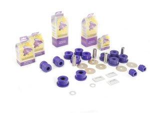 ES#2681756 - M3POLYBUSHKIT - Powerflex Performance Polyurethane Bushing Kit - Make your BMW a true ultimate handling machine - Powerflex - BMW