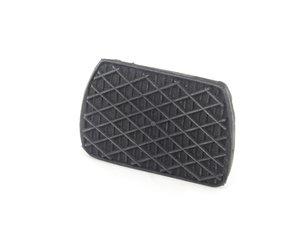 ES#2723108 - 1232910082 - Brake Pedal Pad  - Black Rubber - Meyle - Mercedes Benz