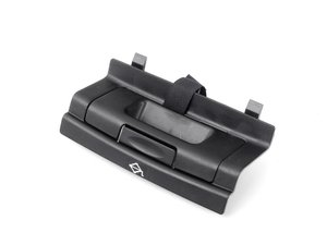 ES#124720 - 51478245316 - Trunk Luggage Panel Handel - Attaches to the luggage compartment pan. - Genuine BMW - BMW