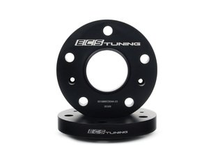ES#2855873 - 001366ecs23KT1 - ECS Wheel Spacers - 23mm - One pair of wheel spacers without lug bolts - ECS - Porsche