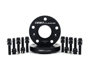 ES#2702495 - 001366ECS23KT - ECS Wheel Spacer Kit - 23mm - Includes one pair of wheel spacers with lug bolts - ECS - Porsche