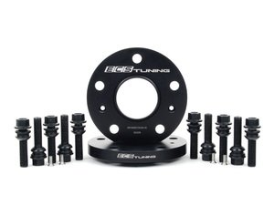 ES#2702494 - 001366ECS15KT - ECS Wheel Spacer Kit - 15mm - Includes one pair of wheel spacers with lug bolts - ECS - Porsche