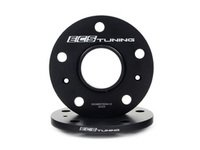 ES#2855688 - 001366ecs12KT2 - ECS Wheel Spacers - 12mm - One pair of wheel spacers without lug bolts - ECS - Audi Volkswagen Porsche